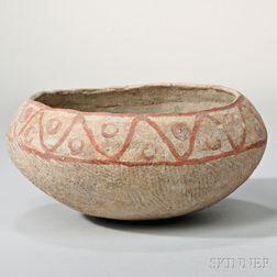 Ban Chiang Pottery Bowl