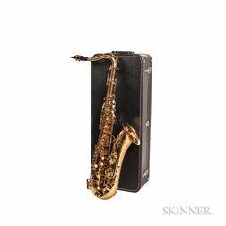 Tenor Saxophone, Selmer Mark VI, 1973