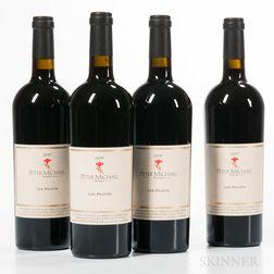 Peter Michael Les Pavots 1996, 4 bottles