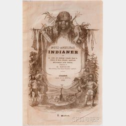 Catlin, George (1796-1872) Nord-Amerikas Indianer.