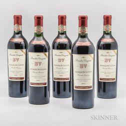 Beaulieu Vineyard Georges de Latour Private Reserve 1997, 5 bottles