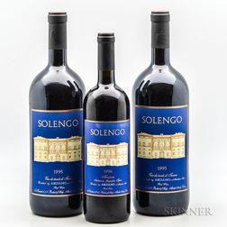 Argiano Solengo, 2 magnums1 bottle