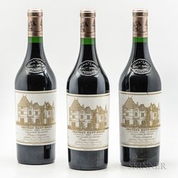Chateau Haut Brion 2003, 3 bottles