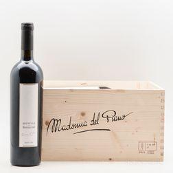 Valdicava Brunello di Montalcino Riserva Madonna del Piano 2003, 6 bottles (owc)