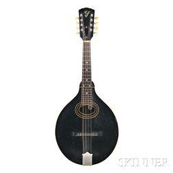 American Mandola, Gibson Mandolin Guitar Company, Kalamazoo, 1912, Model H-1