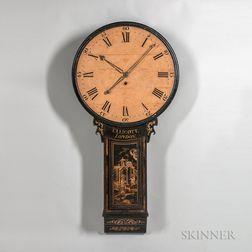 "English Tavern or ""Act of Parliament"" Clock"