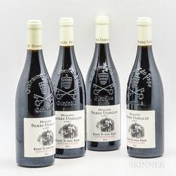 Domaine Pierre Usseglio Chateauneuf du Pape Cuvee de mon Aieul 2010, 4 bottles