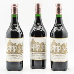 Chateau Haut Brion 2004, 3 bottles