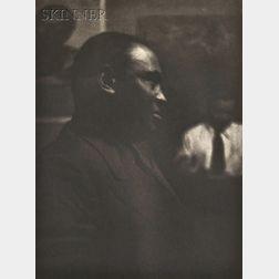 Roy DeCarava (American, b. 1919)      Paul Robeson