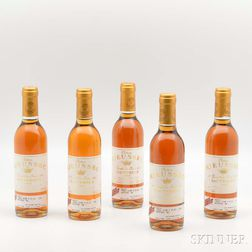 Chateau Rieussec 1988, 11 375ml bottles