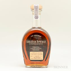 Abraham Bowman Last Millennium, 1 750ml bottle