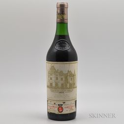 Chateau Haut Brion 1983, 1 bottle