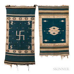 Two Southwest Textiles