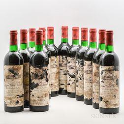 Chateau Leoville Las Cases 1978, 12 bottles