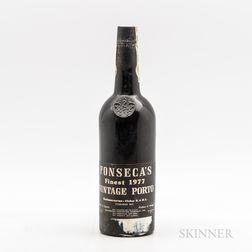 Fonseca Vintage Port 1977, 1 bottle