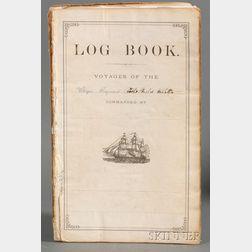 (Ship's Log, 19th century)
