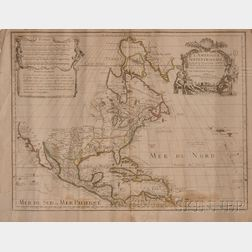 (Maps and Charts, North America), Delisle, Guillaume (1675-1726)