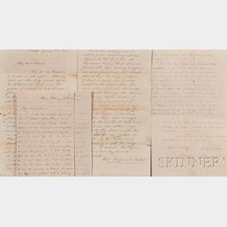 [Lincoln, Abraham], and Tucker, Nathaniel Beverley (1820-1890)