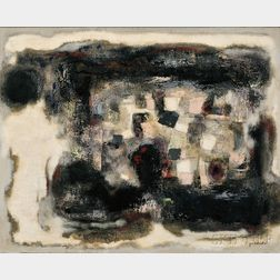 Jun Dobashi (Japanese, 1910-1978)      Souvenir d'Espagne