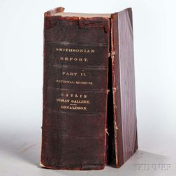 Annual Report of the Board of Regents of the Smithsonian Institution [...] to July 1885.