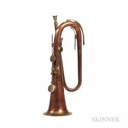 Keyed Bugle, Probably Samuel Potter, London, c. 1830