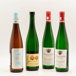 Mixed Riesling, 4 bottles