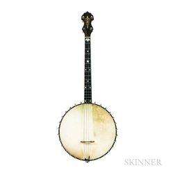 Vega Tubaphone Style M Tenor Banjo, c. 1920