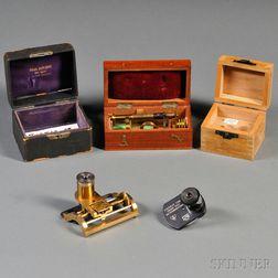 Three Optical Instruments