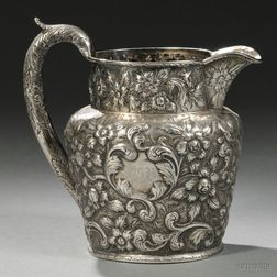 S. Kirk & Son .917 Silver Pitcher