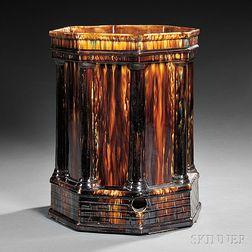 Bennington Pottery Flint Enamel Glazed Water Cooler