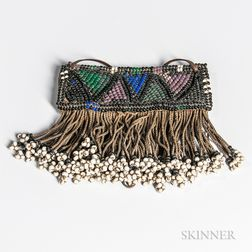 Small Ndebele Beaded iGabe Cache Sexe