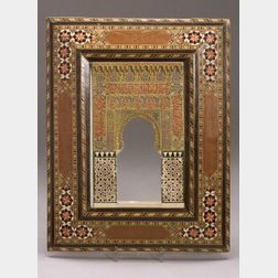 Three Plaster Studies of Islamic Architectural Elements
