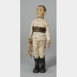 Rare Steiff  Felt Mountaineer Doll
