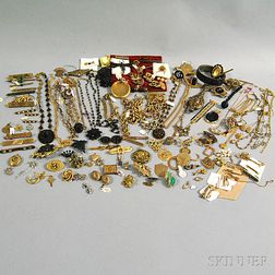 Large Collection of Victorian Jewelry