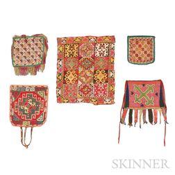 Five Small Uzbek Items
