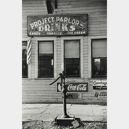 Arthur Rothstein (American, 1915-1985)      Fairfield, Montana