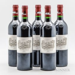 Chateau Lafite Rothschild 2003, 5 bottles