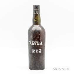 Unknown Producer Madeira Tinta 1883, 1 bottle