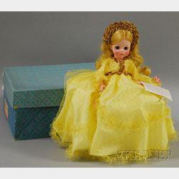 Madame Alexander Sleeping Beauty Doll in Original Box