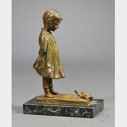 Martha Jackson Cornwell (1865-1955) Bronze Sculpture