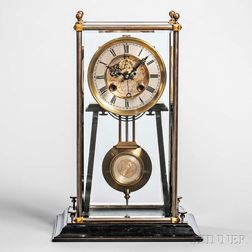 "French Shelf Clock with ""Coup Perdu"" Escapement"