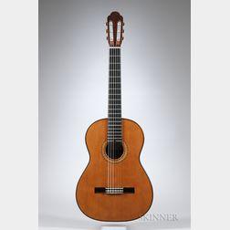 Classical Guitar, Manuel Velazquez, 2001