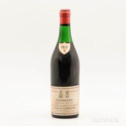 Ligier Belair Pommard 1957, 1 bottle
