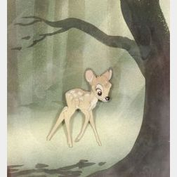 Walt Disney Studios (American, 20th Century)  Bambi