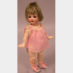 Small Kestner 260 Character Toddler