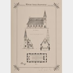 (Architecture, English), Withers, Frederick Clarke