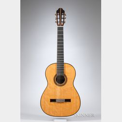 Classical Guitar, Manuel Velazquez, 2005