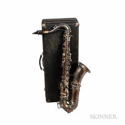 C Melody Saxophone, Martin Handcraft, 1924