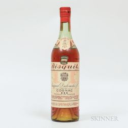 Bisquit Dubouche 3 Star, 1 4/5 quart bottle Spirits cannot be shipped. Please see http://bit.ly/sk-spirits for more info.