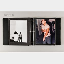 Chris Burden (American, 1946-2015)      Chris Burden Deluxe Photo Book: 1971-73